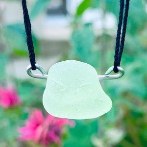 Island Rhythm Seaglass Necklace